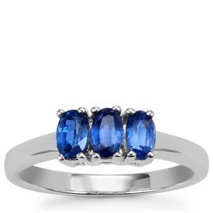 Daha Kyanite Ring in Sterling Silver 0.96ct