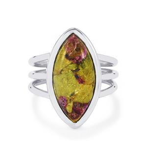 Stichtite Ring in Sterling Silver 7cts