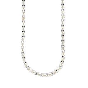 82.03ct Singida Tanzanian Zircon Sterling Silver Necklace