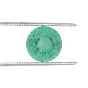 Ethiopian Emerald Loose stone  0.15ct