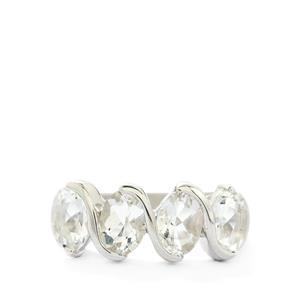 2.56ct Itinga Petalite Sterling Silver Ring