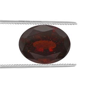 Ciana Hessonite Garnet Loose stone  11.88cts