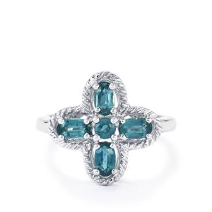 1.32ct Orissa Kyanite Sterling Silver Ring