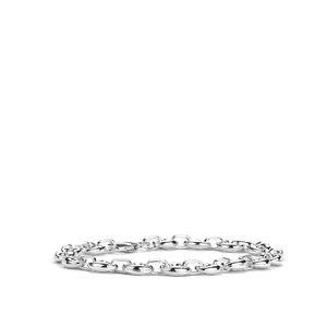 "7"" Sterling Silver Altro Bracelet 4.60g"