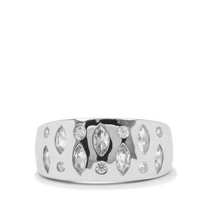 1.75ct Ratanakiri Zircon Sterling Silver Ring