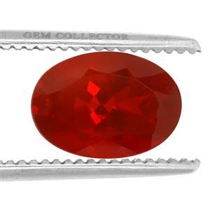 3.95ct Tarocco Tarocco Red Andesine (U)