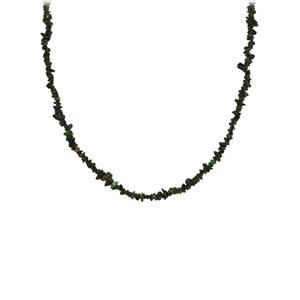 100.00ct Green Tourmaline Nugget Necklace