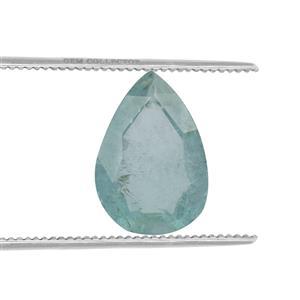 Zambian Emerald GC loose stone  1.17cts