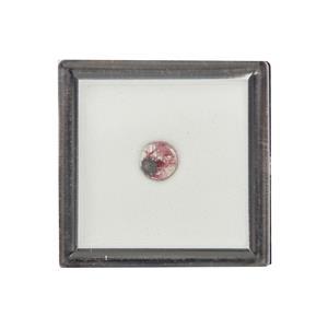 Bixbite Gemstone Set  1.18cts