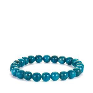 Apatite Stretchable Bracelet 100cts