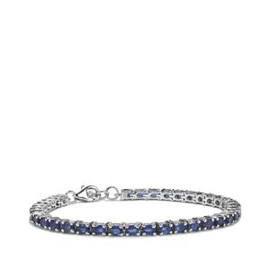 Daha Kyanite Bracelet in Sterling Silver 8cts