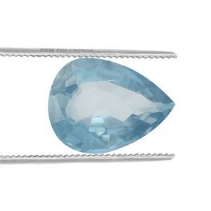 Ratanakiri Blue Zircon  1.30cts