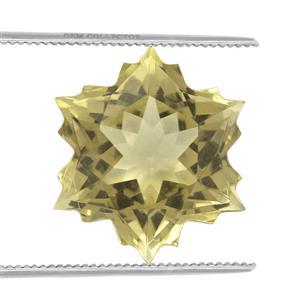 Green Gold Quartz 4.02cts