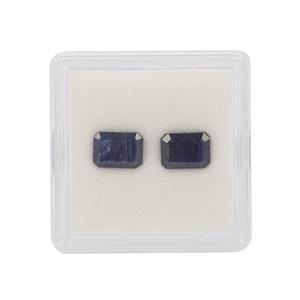 Ethiopian Blue Sapphire Gem Box 2.35cts