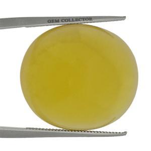 Yellow Aragonite GC loose stone