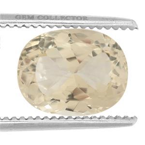 Canary Kunzite GC loose stone  11.80cts