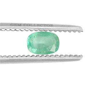 Zambian Emerald GC loose stone  1.20cts