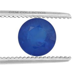Santorinite™ Blue Spinel GC loose stone  1.20cts