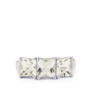 2.63ct Itinga Petalite Sterling Silver Ring