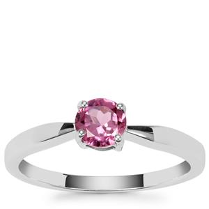 Mahenge Garnet Nora Saul Ring in Sterling Silver 0.57ct