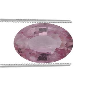 Sakaraha Pink Sapphire  0.50ct