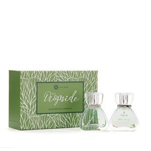 Miss Diopside Eau De Parfum Set 2 x 30ml with Chrome Diopside Gemstones ATGW 0.40cts