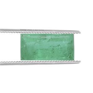 Ethiopian Emerald Loose stone  0.20ct