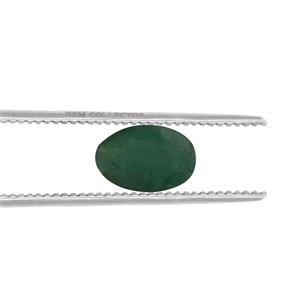 Luhlaza Emerald GC loose stone 0.30cts