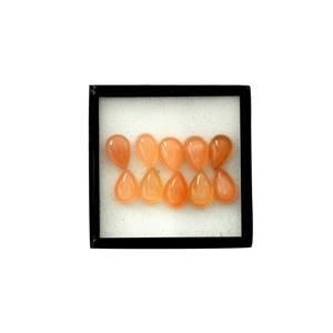 Peach Moonstone Gem Box 4.45cts