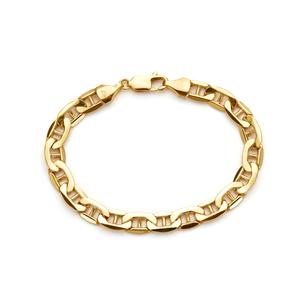 """8"""" 9K Gold Altro Rambo Bracelet 10.38g"""