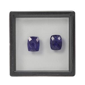 4.95ct AAA Tanzanite Gem Box (H)