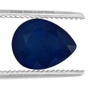 Santorinite™ Blue Spinel GC loose stone  3.95cts
