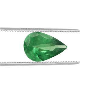 Tsavorite Garnet Loose stone  0.40ct