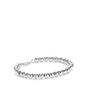 Sterling Silver Altro Ball Bracelet