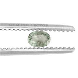 Cuprian Tourmaline GC loose stone  0.65ct