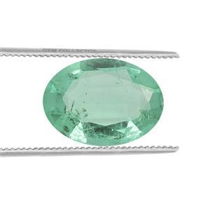 Ethiopian Emerald Loose stone  0.51ct