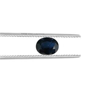 Australian Blue Sapphire Loose stone  0.40ct