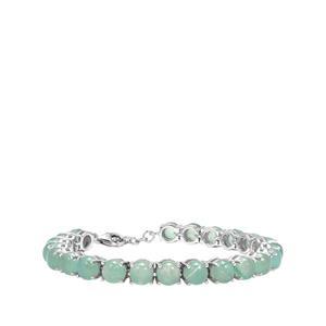 33.34ct Aquaprase™ Sterling Silver Bracelet