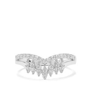 1/3ct Canadian Diamond Platinum 950 Tomas Rae Ring