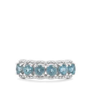 2ct Orissa Kyanite Sterling Silver Ring