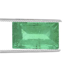Emerald  0.18ct