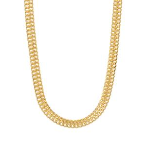 "18"" Midas Classico Diamond Cut Arrow Chain 2.78g"