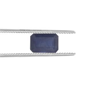 Ethiopian Blue Sapphire Loose stone  0.45ct