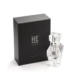 He - Mens Eau de Toilette 50ml with Haematite AGTW 3cts