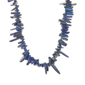 Lapis Lazuli Necklace 748cts