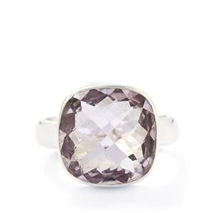 9.74ct Pink Amethyst Sterling Silver Aryonna Ring