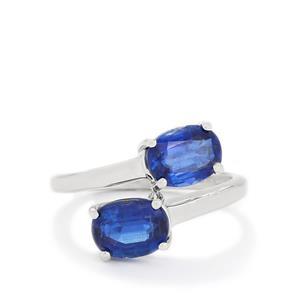 3.34ct Sundar Kyanite Sterling Silver Ring