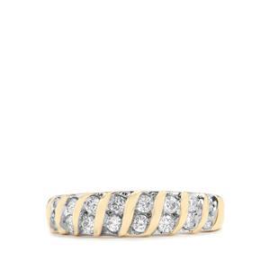 1/2ct Canadian Diamond 18K Gold Tomas Rae Ring