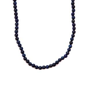 135ct Lapis Lazuli Sterling Silver Slider Necklace