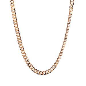 "18"" 9K Gold Classico Curb Chain 20g"